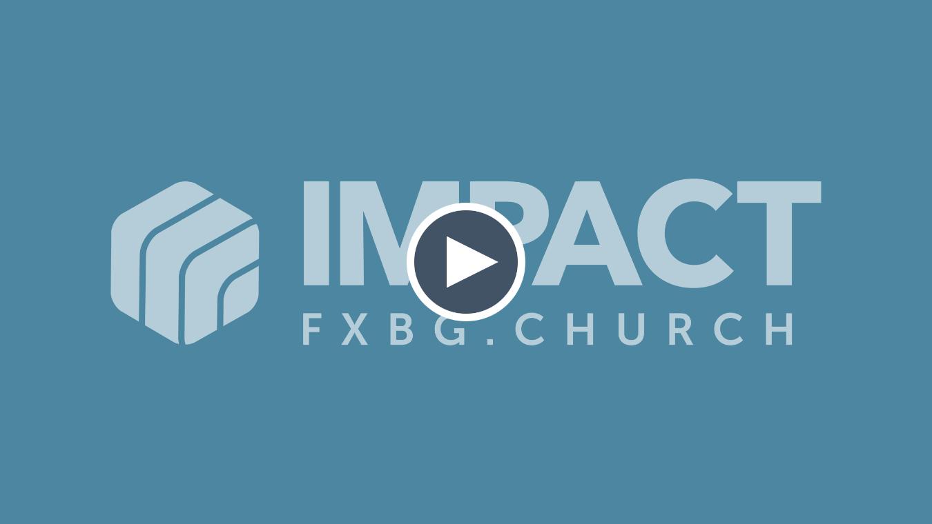Why Plant A New Church in Fredericksburg?